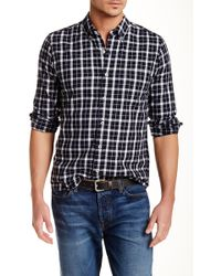 Baldwin Denim - The William Button Down - Lyst