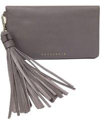 Sanctuary - Leather Travel Wallet - Lyst