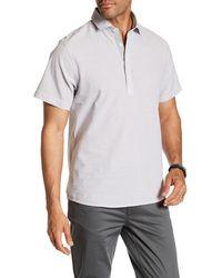 Singer + Sargent - Striped Short Sleeve Regular Fit Shirt - Lyst