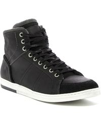 Dune - Scotch High Top Sneaker - Lyst