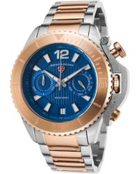 Swiss Legend - Men's Scorpion Chronograph Sport Bracelet Watch - Lyst