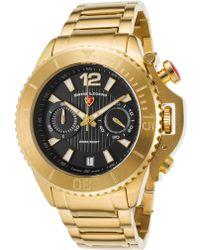 Swiss Legend - Men's Scorpion Chronograph Quartz Watch - Lyst