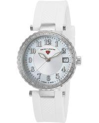 Swiss Legend | Women's Sea Breeze Diamond Casual Watch - 0.1 Ctw | Lyst
