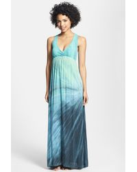 Hard Tail - Twisty Back Maxi Dress - Lyst