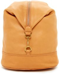 Hobo - Sage Leather Backpack - Lyst