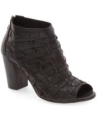 Cordani - 'belson' Leather Bootie - Lyst