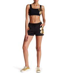 Cynthia Rowley - Drawstring Sport Short - Lyst