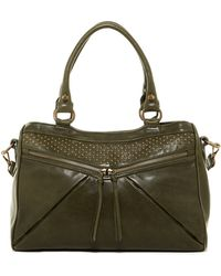 Treesje - Asher Leather Satchel - Lyst