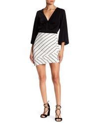 Sugarlips - Me Before You Wrap Skirt - Lyst