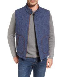 Tommy Bahama - Reversible Tweed Wool Vest - Lyst