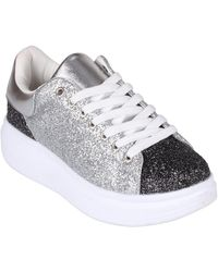 Wanted - Trophy Lace-up Trainer - Lyst