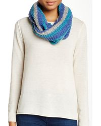 Threads For Thought - Trellis Stitch Eternity Scarf - Lyst