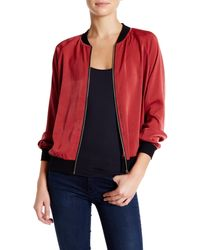 West Kei - Solid Bomber Jacket - Lyst