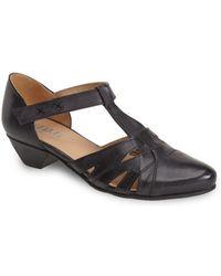 Fidji - 'v096' Ankle Strap Pump (women) - Lyst