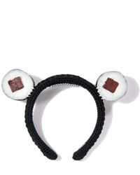 Venessa Arizaga - 'they See Me Rollin' Headband - Lyst