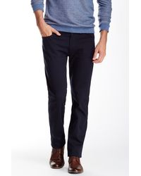 Vince Camuto - 5 Pocket Stretch Pant - Lyst