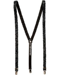 Zadig & Voltaire - Strapin Deluxe Braces - Lyst
