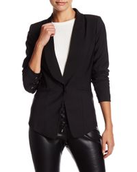Wyldr - Zoned Out Lace-up Blazer - Lyst