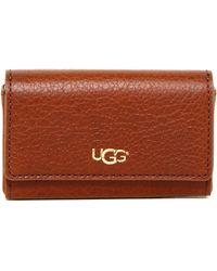 UGG - Sera Leather Card Case - Lyst