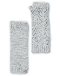 Joe Fresh - Knit Fingerless Glove - Lyst