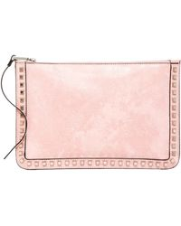 She + Lo - Make Your Mark Clutch - Lyst