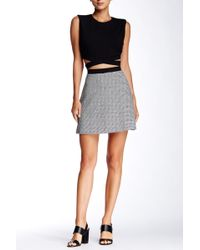Twenty - Knit Skirt - Lyst