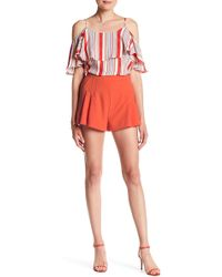 Do+Be Collection - Pintucked Short - Lyst