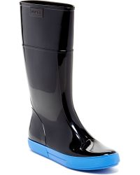 Furla - Candy Stivale Bicolor Boot - Lyst