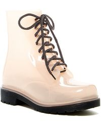 Furla - New Gio Lace-up Ankle Boot - Lyst