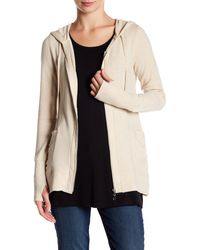Cable & Gauge - Long Sleeve Slouch Pocket Jacket - Lyst