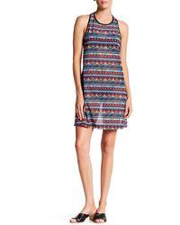 Blush Lingerie - Itza Maya Cover Up Dress - Lyst