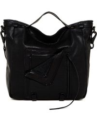She + Lo - Let It Rider Bag - Black - Lyst
