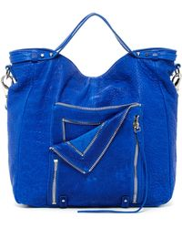 She + Lo - Let It Ride Convertible Leather Bag - Lyst