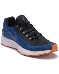 d86ee0958b0e2 Lyst - Nike Air Zoom Shield Pegasus 34 Performance Running Shoe in ...