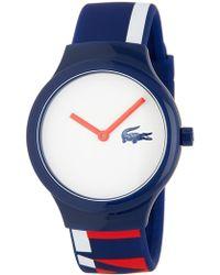 Lacoste - Unisex Goa Watch - Lyst