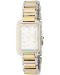 Fendi - Women's 70110m Two-tone Bracelet Watch, 36mm - Lyst