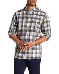 Tommy Bahama - Cabrillo Plaid Original Fit Shirt - Lyst