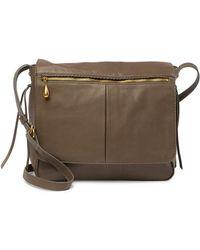 Hobo - Tanner Leather Crossbody Bag - Lyst