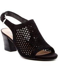 Franco Sarto - Monaco Slingback Heel Sandal - Wide Width Available - Lyst
