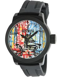 Kenneth Cole Reaction - Men's Analog Quartz & Digital Bracelet Watch, 46.5mm - Lyst