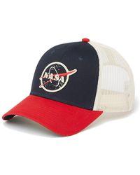 f92e50c4 American Needle Zion National Park Raglan Bones Ballpark Hat in Blue for  Men - Lyst