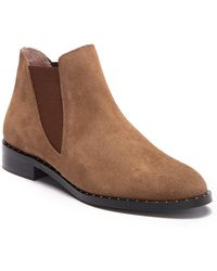 Patricia Green - Palma Suede Chelsea Boot - Lyst