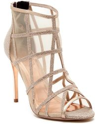 Ted Baker - Xstal Caged Bootie - Lyst