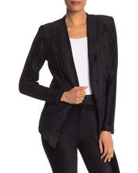 BCBGeneration - Corded Velvet Blazer Jacket - Lyst