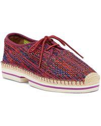 Joy & Mario - Windansea Knit Sneaker - Lyst