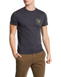 RVCA | Climbing Pick Graphic Tee | Lyst