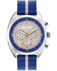 Kenneth Cole Reaction - Men's Analog Quartz Watch, 45.5mm - Lyst