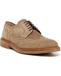 Magnanni Shoes | Wingtip Oxford | Lyst
