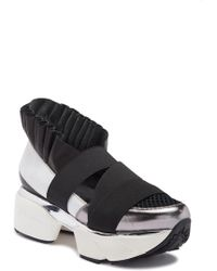 Jeffrey Campbell - Shalako Ruffle Sneaker - Lyst
