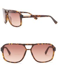 Kenneth Cole Reaction - Injected 58mm Sunglasses - Lyst
